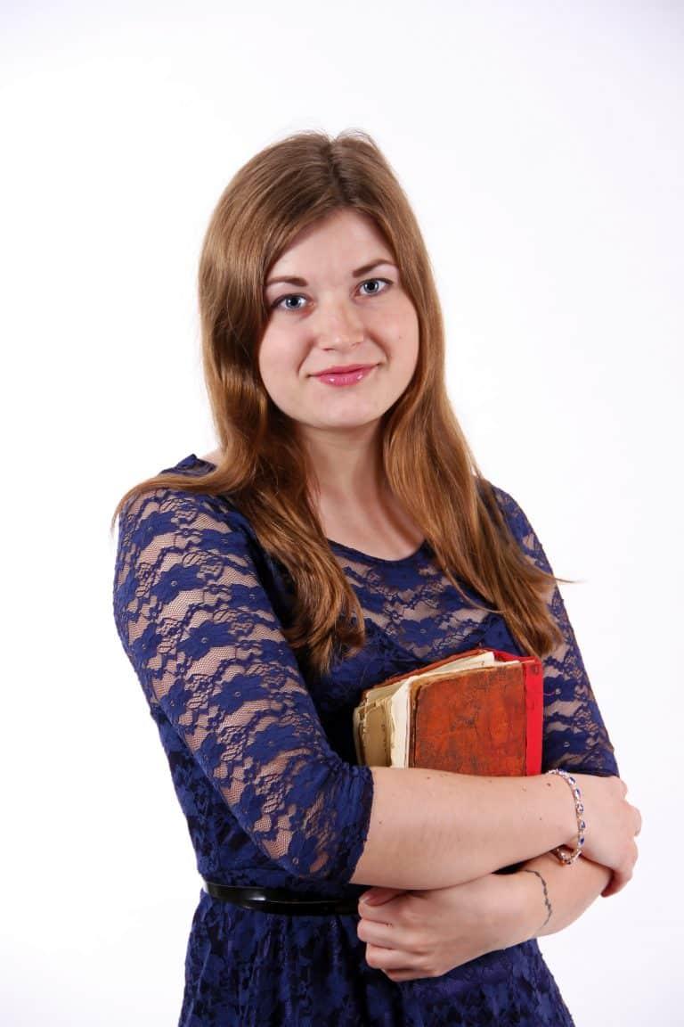 Выпускник Ильина Дарья Вячеславовна
