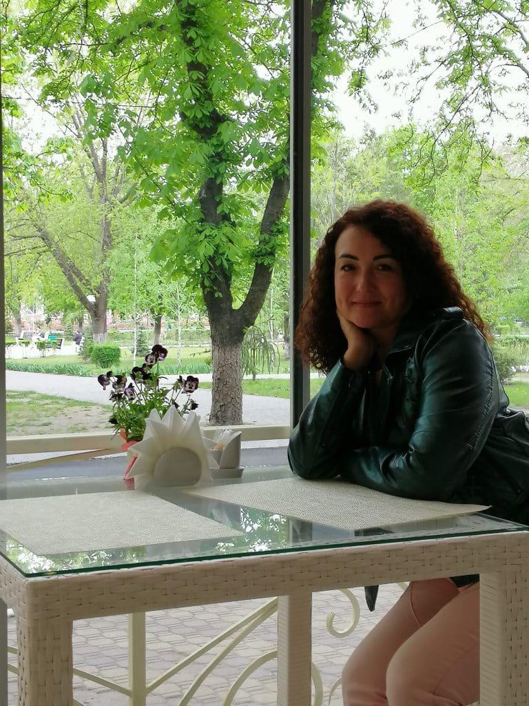 Кулишенко (Ли) Елена Анатольевна